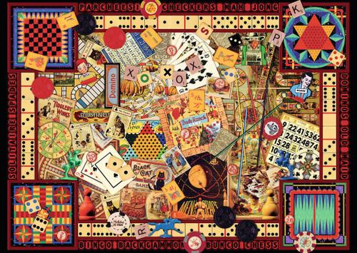 Ravensburger Jigsaw Puzzles - Vintage Games