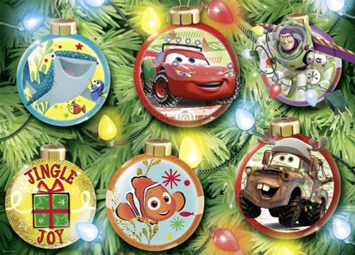 Disney: Pixar Christmas - 1000pc Jigsaw Puzzle By Ravensburger