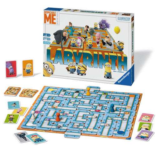Despicable Me: Labyrinth Game By Ravensburger