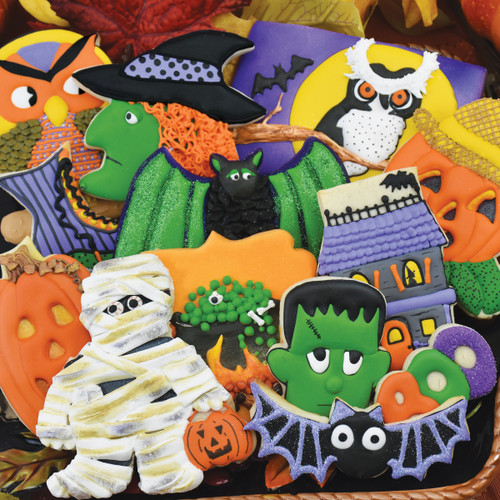 Terrorific Treats - 500pc Jigsaw Puzzle By Springbok
