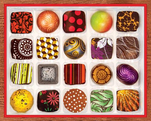 Chocolate Artistry - 1000pc Jigsaw Puzzle By Springbok