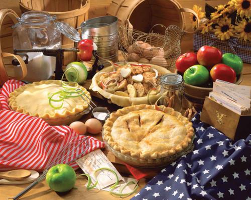 Apple Pie - 1500pc Jigsaw Puzzle By Springbok
