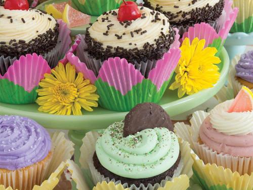 Springbok Jigsaw Puzzles - Cupcake Creations