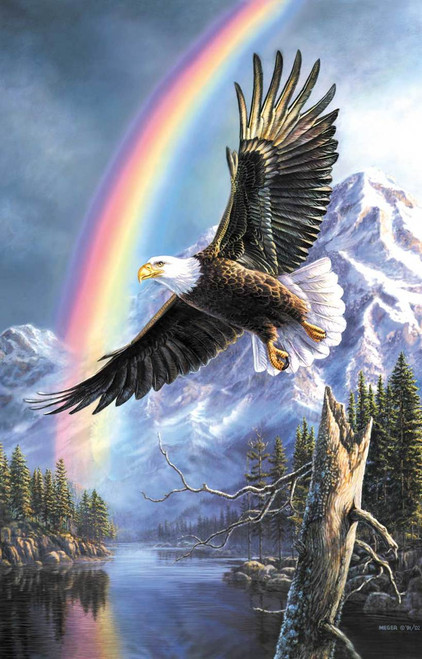 Jigsaw Puzzles - Eagle of Promise