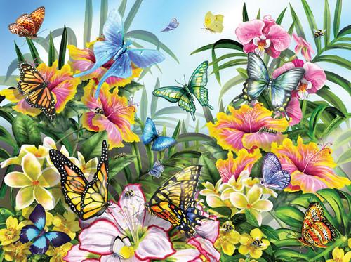 Garden Colors - 1000pc Jigsaw Puzzle by SunsOut