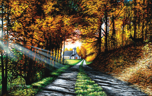 Choose Your Path Wisely - 550pc Jigsaw Puzzle by Sunsout (discon-21178)