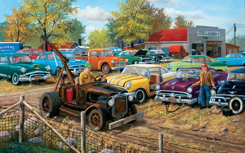 Sold As Is - 300pc Large Format Jigsaw Puzzle by SunsOut