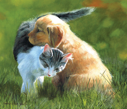 Perfect Friendship - 200pc Jigsaw Puzzle by SunsOut