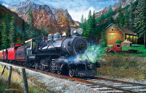 The Leinad Express - 1000pc Jigsaw Puzzle by Sunsout