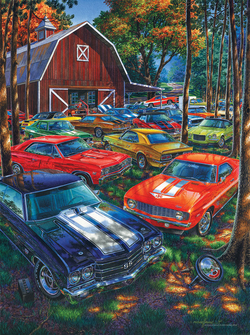 Join the Crowd - 1000pc Jigsaw Puzzle by Sunsout