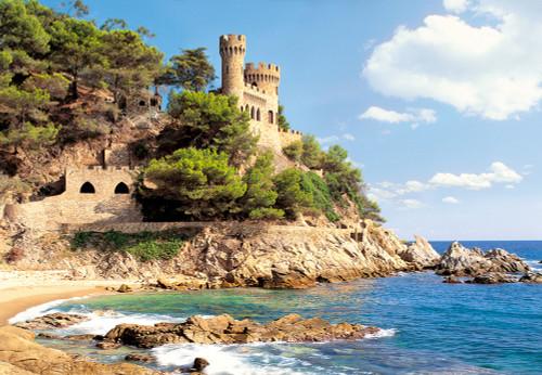 Lloret de Mar, Spain - 1000pc Jigsaw Puzzle By Castorland
