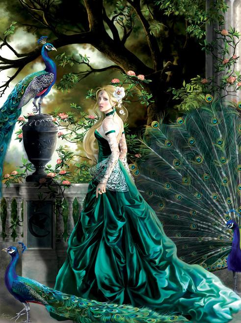 Nene Thomas: Emerald Hawthorne - 1000pc Jigsaw Puzzle by SunsOut