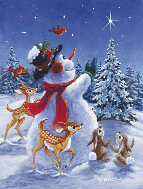 Large Format Jigsaw Puzzles - Star of Wonder