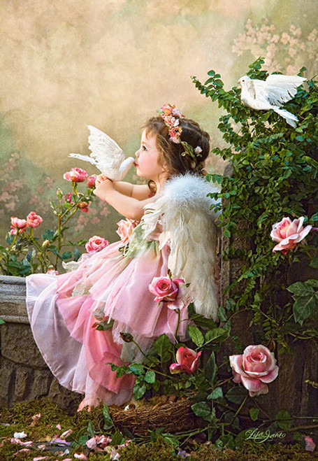 Jigsaw Puzzles - Angel Kisses