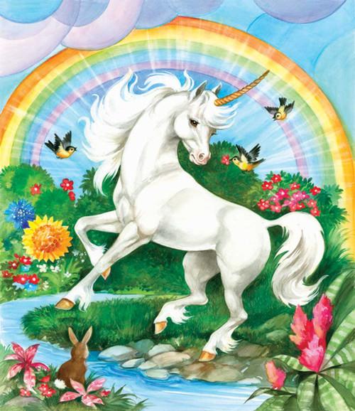 Jigsaw Puzzles for Kids - Unicorn