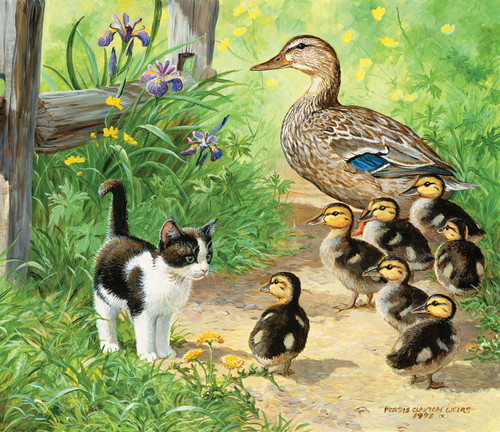 Jigsaw Puzzles for Kids - Duck Inspector