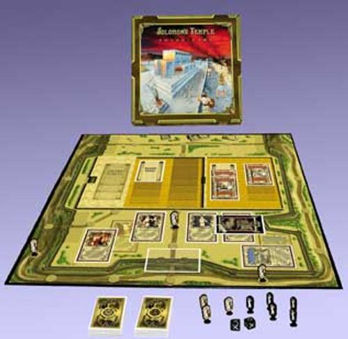 Board Games - Solomon's Temple