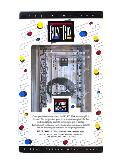 Bilz Box - Money Puzzle