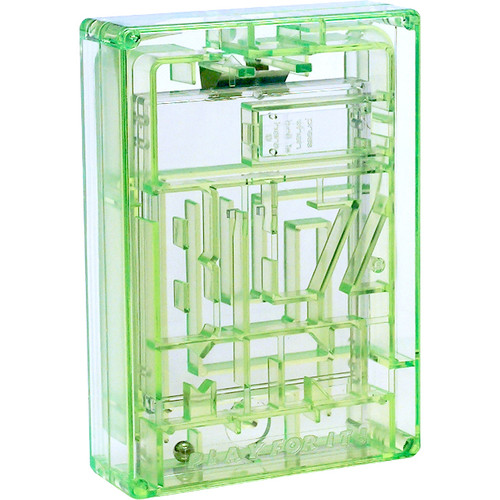 Money Puzzle - Bilz Mini Green