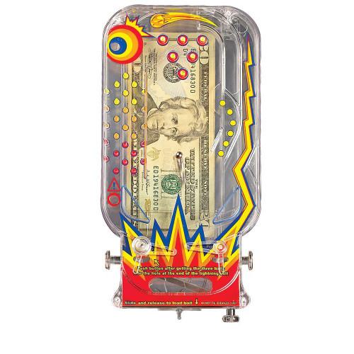 Money Puzzle - Bilz Cosmic Pinball