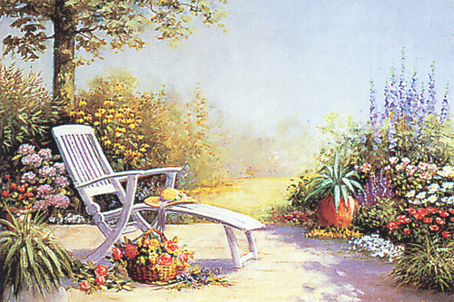 Tomax Jigsaw Puzzles - Summer Kisses Garden