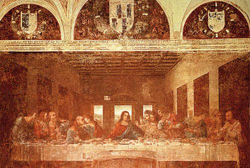 Tomax Jigsaw Puzzles - The Last Supper