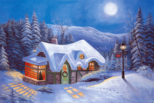 Tomax Jigsaw Puzzles - Silent Night