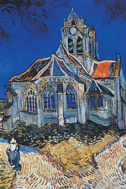 Tomax Jigsaw Puzzles - Church At Auvers