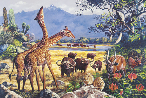 Tomax Jigsaw Puzzles - Forest Dreams