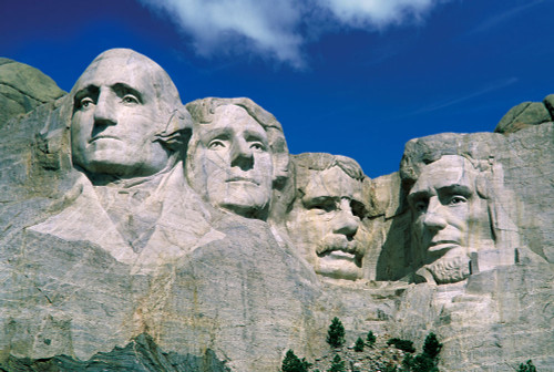 Tomax Jigsaw Puzzles - Mount Rushmore Monument