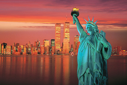 Tomax Jigsaw Puzzles - Statue of Liberty