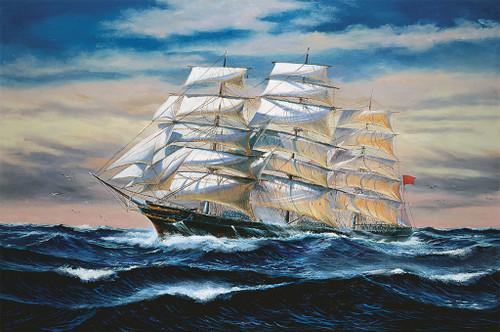 Jigsaw Puzzle - Across The Sea