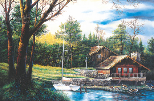 Tomax Jigsaw Puzzles - Country Memory