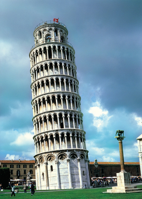 Tomax Jigsaw Puzzles - Pisa Leaning Tower, Italy