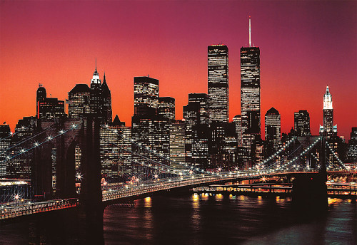 Tomax Jigsaw Puzzles - Twilight in New York