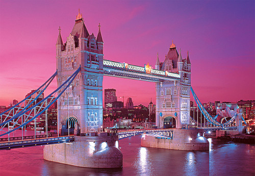 Tomax Jigsaw Puzzles - Tower Bridge, London, England