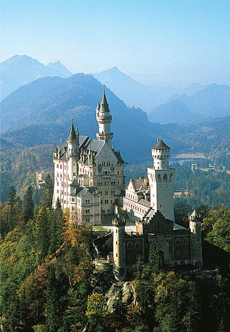 Tomax Jigsaw Puzzles - Neuschwanstein Castle