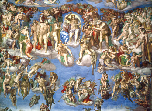 Tomax Jigsaw Puzzles - The Last Judgment