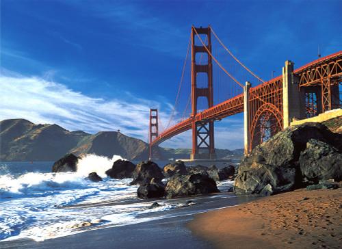 Tomax Jigsaw Puzzles - Golden Gate Bridge, San Francisco