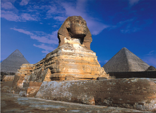 Tomax Jigsaw Puzzles - The Great Sphinx of Giza