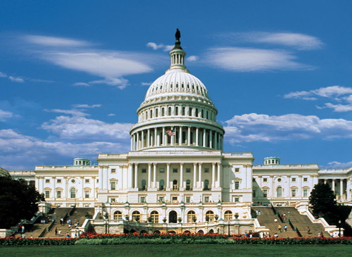 Tomax Jigsaw Puzzles - The Capital, Washington DC