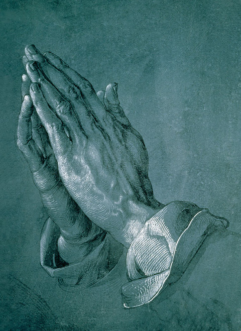 Tomax Jigsaw Puzzles - Praying Hands