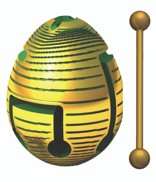 BePuzzled Hive Smart Egg Puzzle