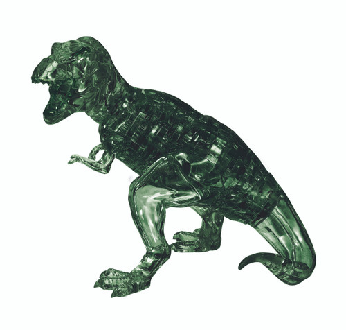BePuzzled T-Rex 3D Crystal Puzzle
