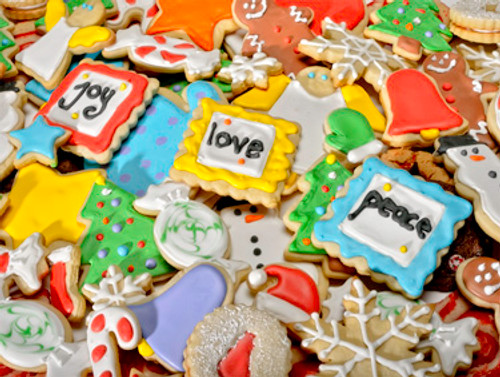 Christmas Puzzle - Cookies