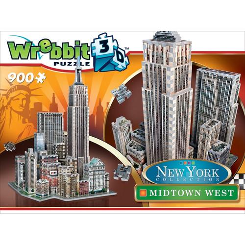 Wrebbit Midtown West 3D Puzzle