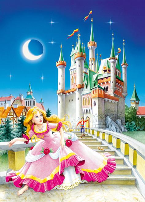 Cinderella - 120pc Jigsaw Puzzle By Castorland (discon)