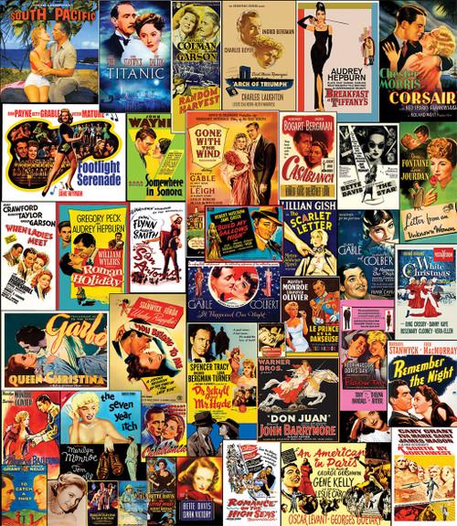 Movie Classics 300 piece puzzle
