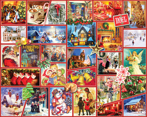 Joy of the World - 1000pc Jigsaw Puzzle By White Mountain