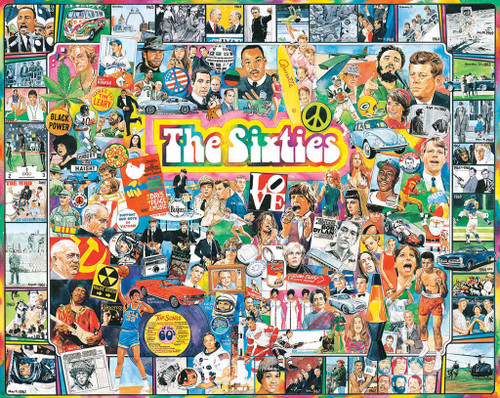 Jigsaw Puzzles - The Sixties